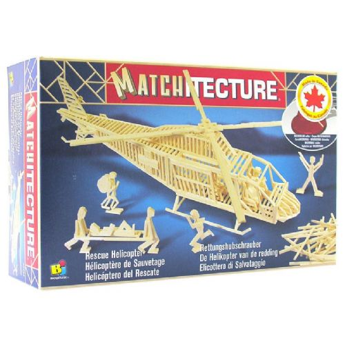 Matchitecture Rescue Helicopter Kit MT6646
